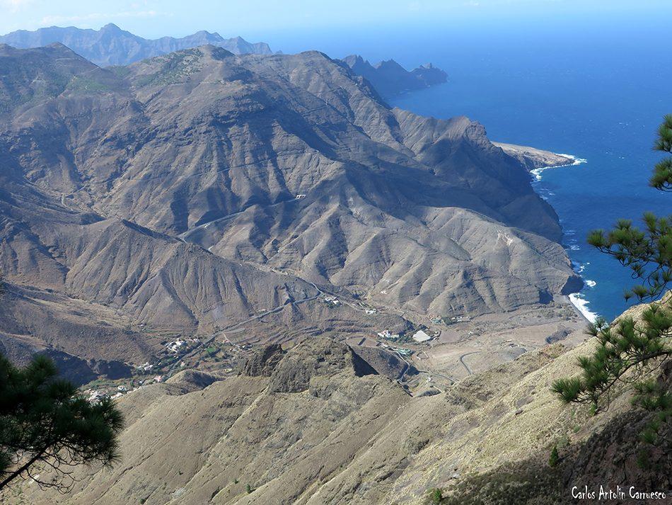 El Risco - Faneque - Gran Canaria