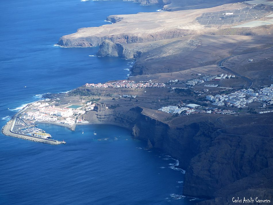 Puerto de Las Nieves - Faneque - Gran Canaria - Agaete
