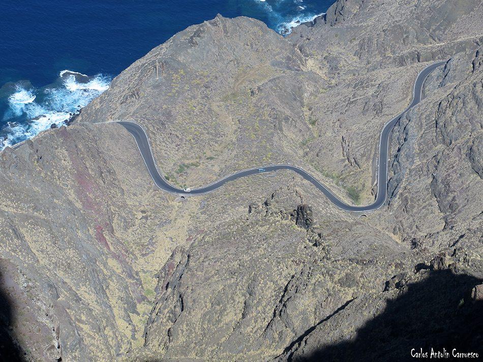 Paso de La Piedra - Faneque - Gran Canaria - GC200