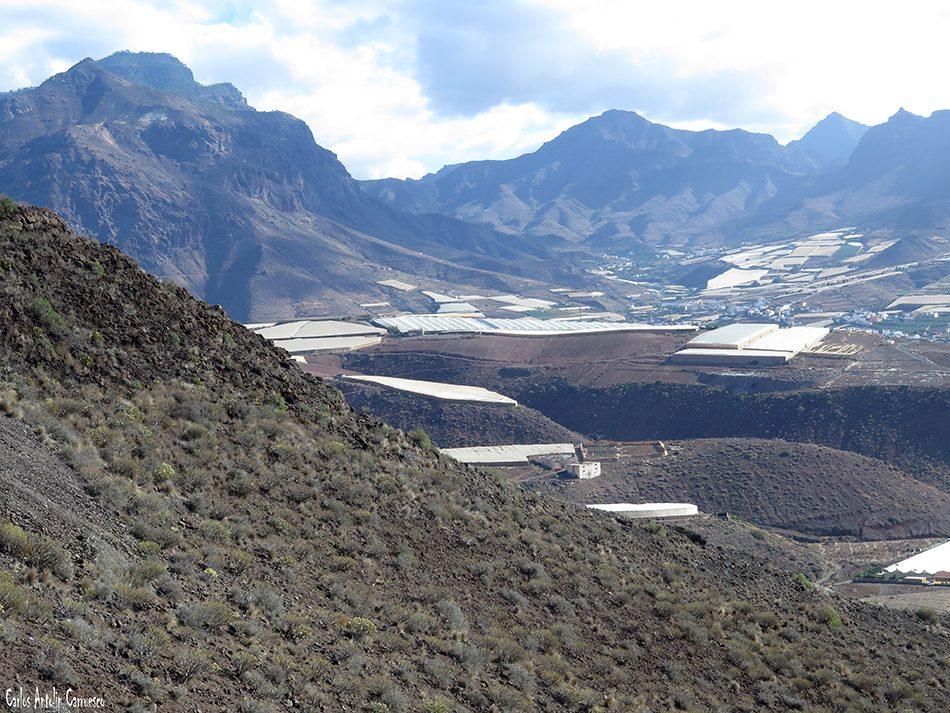 La Aldea - Carretera GC200 - Gran Canaria