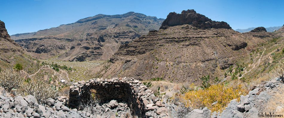 La Fortaleza de Ansite - Atis Tirma - Gran Canaria