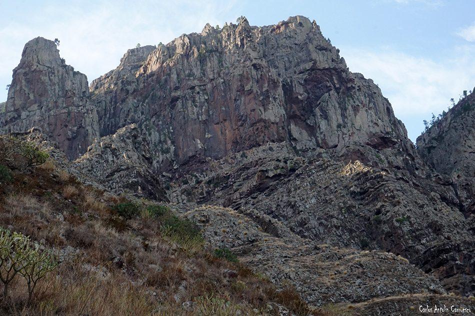 San Pedro - Agaete - Gran Canaria - tamadaba