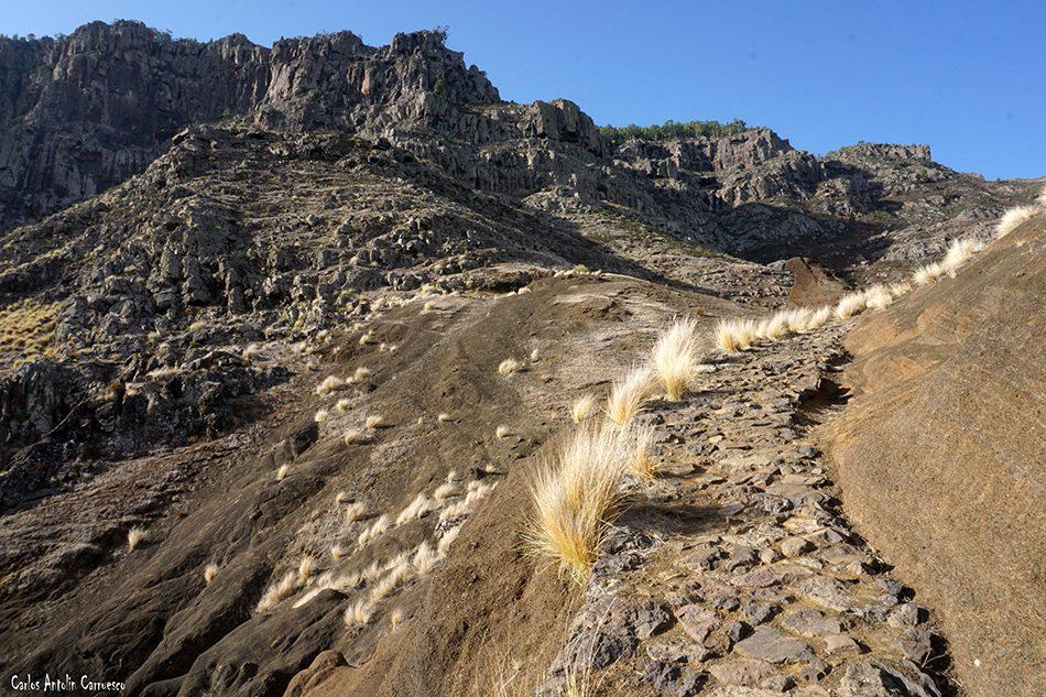 San Pedro - Agaete - Gran Canaria - roque bermejo - tamadaba