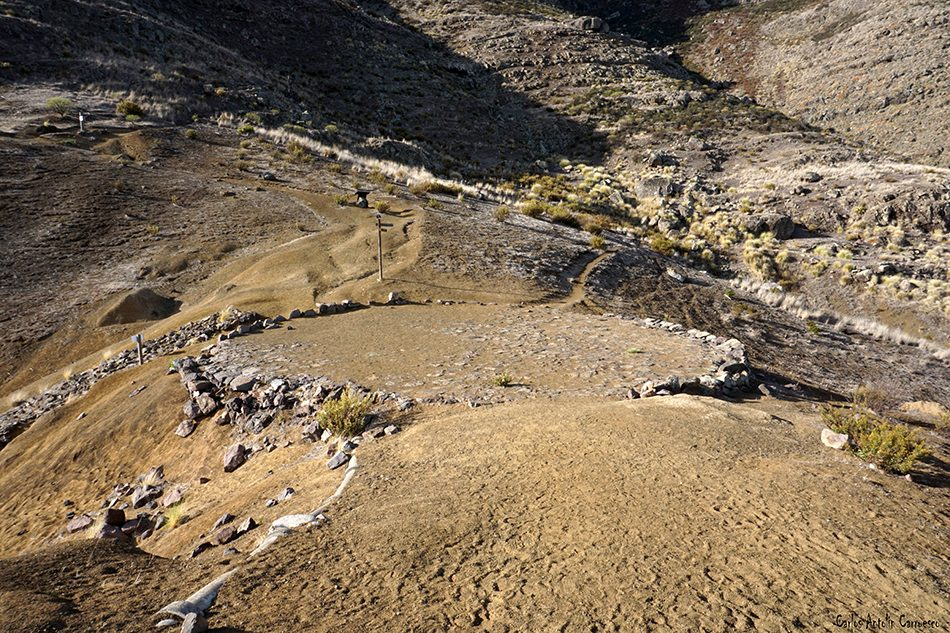 San Pedro - Agaete - Gran Canaria - roque bermejo