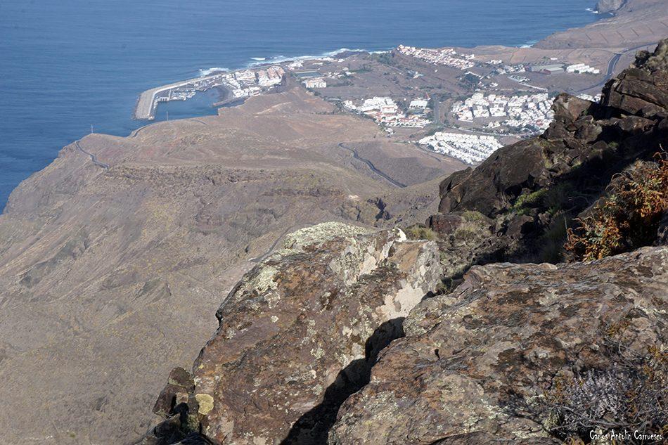 Tamadaba - Agaete - Gran Canaria - Puerto de Las Nieves - Mirador de La Vuelta del Palomar