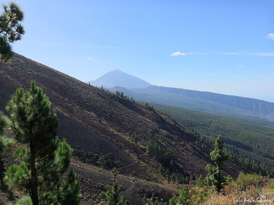 La Orotava - Camino de Candelaria - Tenerife - teide
