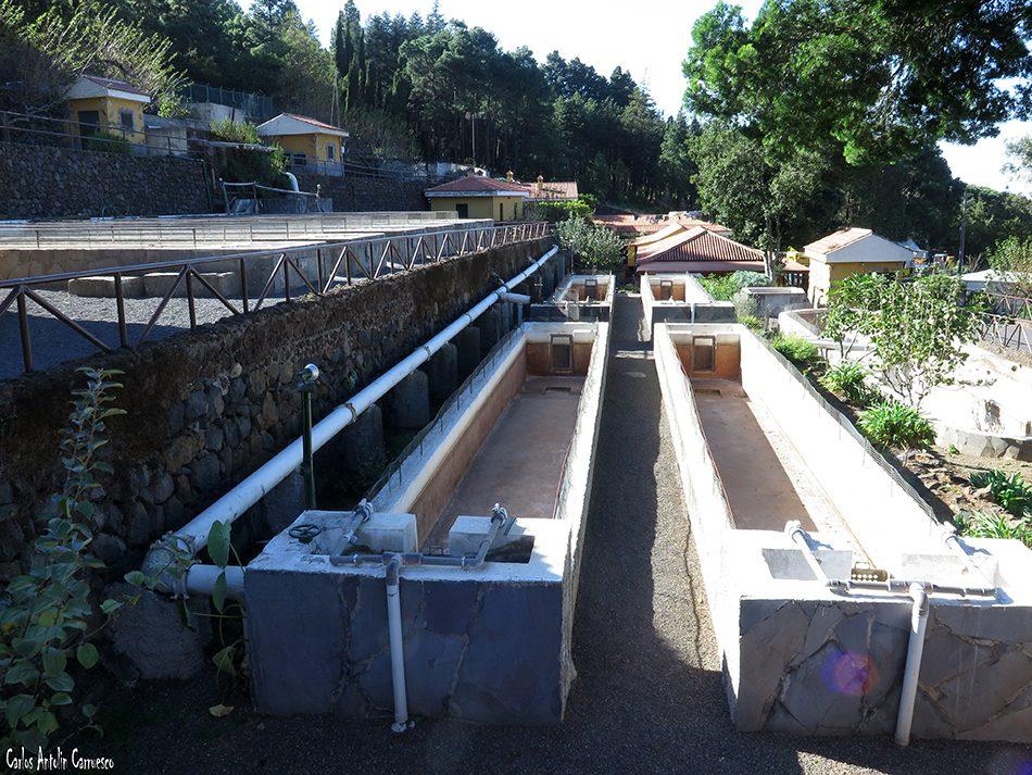 La Orotava - Piscifactoría de Aguamansa - Tenerife
