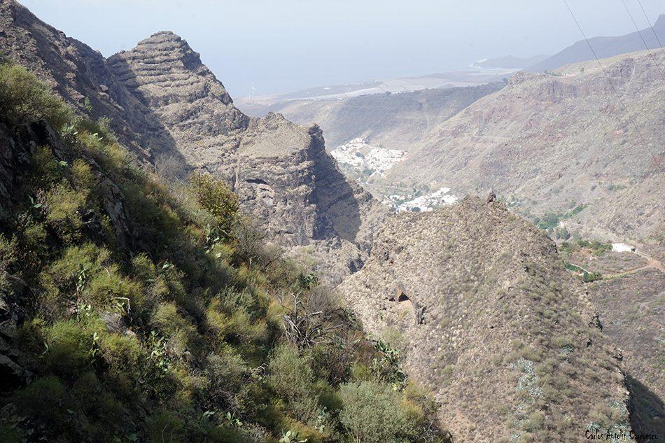El Sao - Agaete - Gran Canaria - roque cumplido