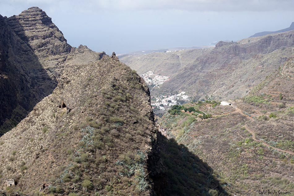 El Sao - Agaete - Gran Canaria