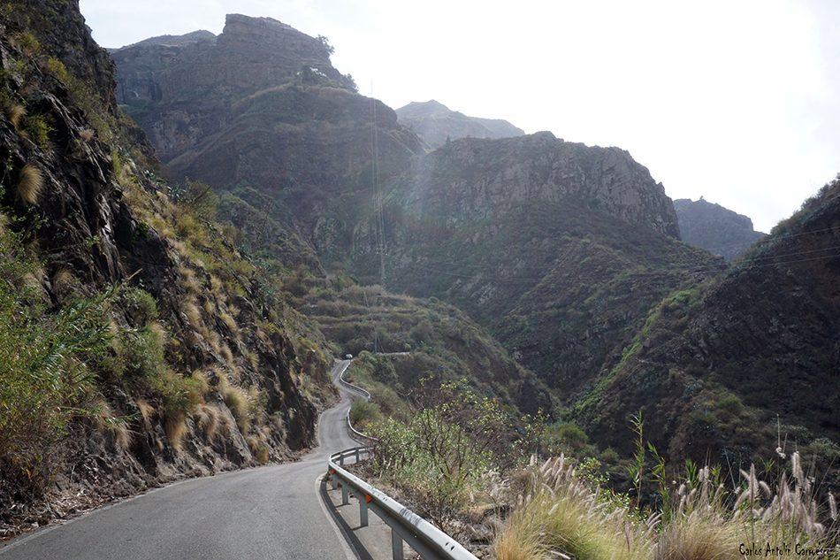 El Sao - Agaete - Gran Canaria - el hornillo