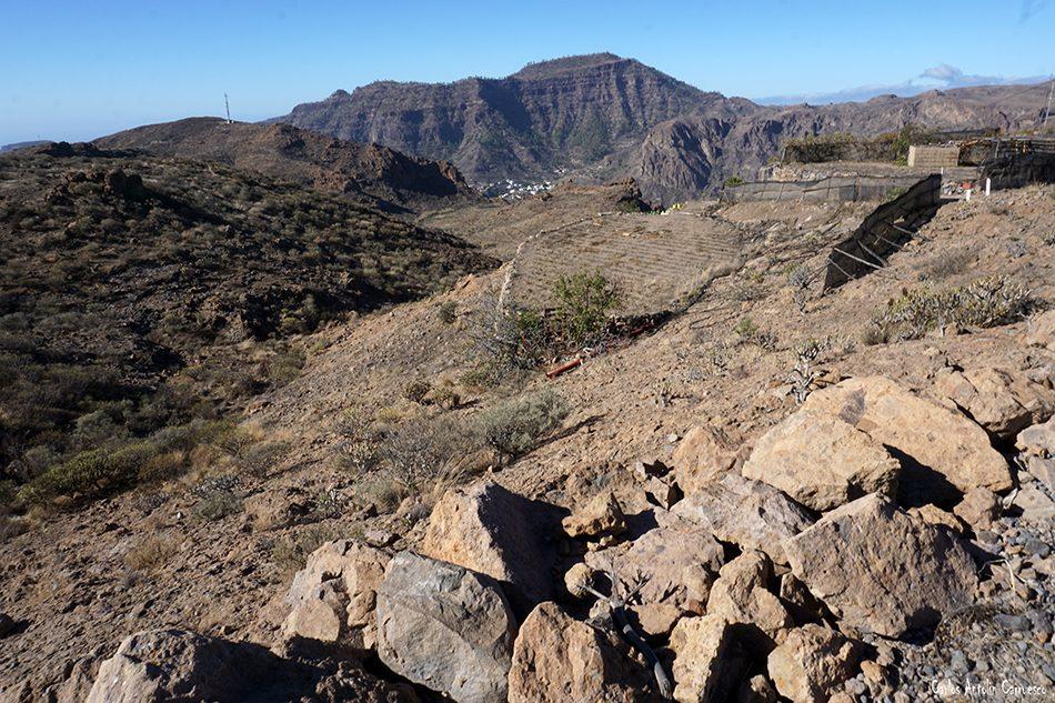 Llano del Corral - La Palma - Gran Canaria