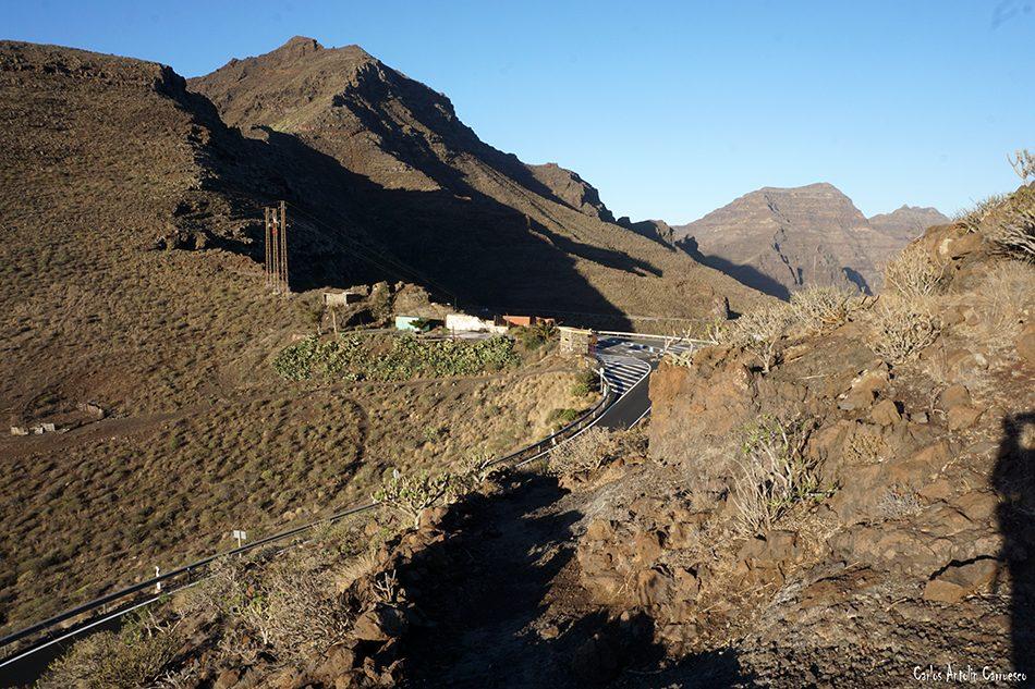 La Aldea - Degollada de Tasarte - Gran Canaria