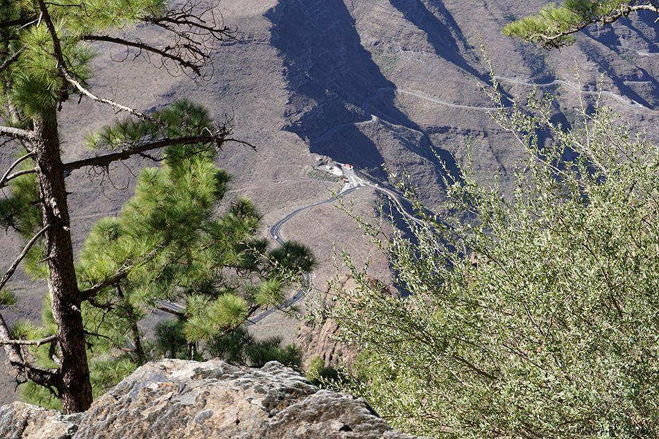 Inagua - Gran Canaria - degollada de tasarte