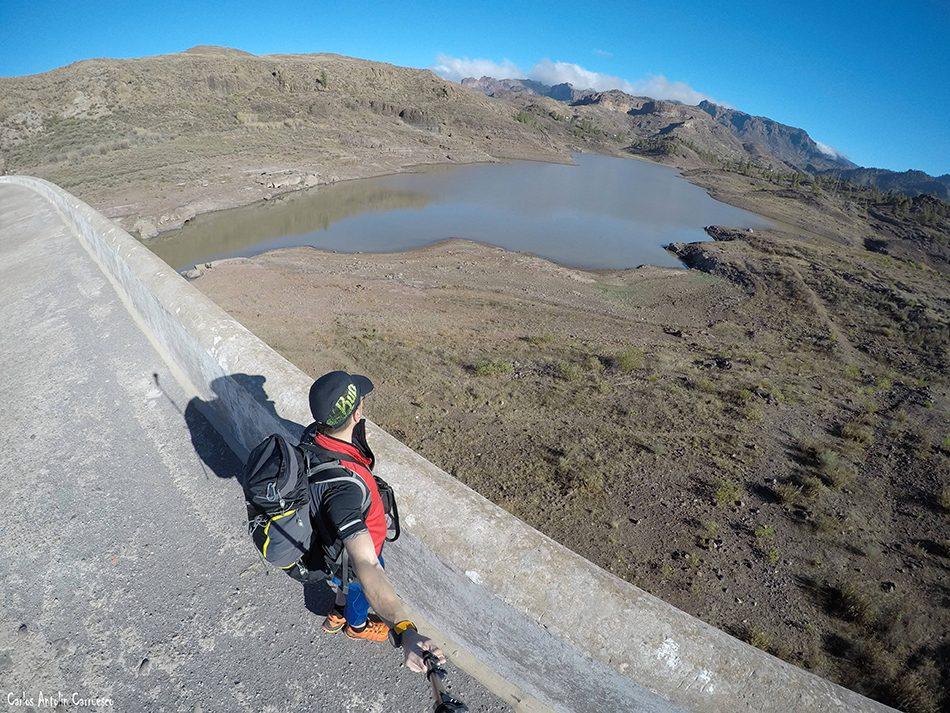Embalse y presa de Chira - Cercados de Araña - Gran Canaria