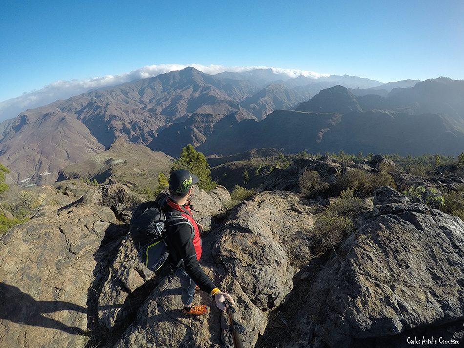 Montaña de El Viso - Inagua - Gran Canaria