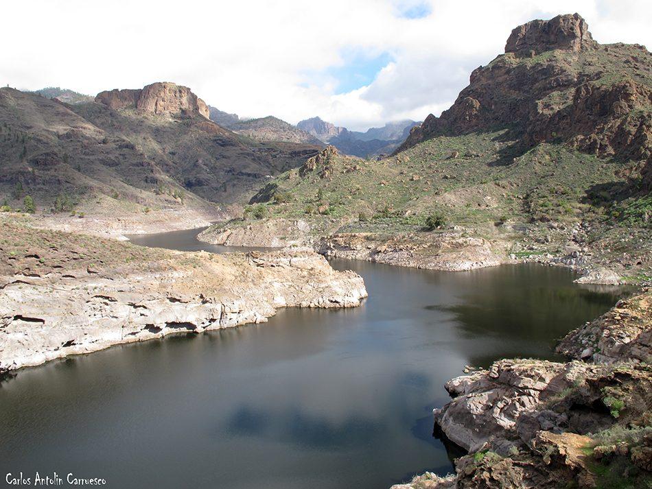 Soria - Embalse de Soria - Gran Canaria