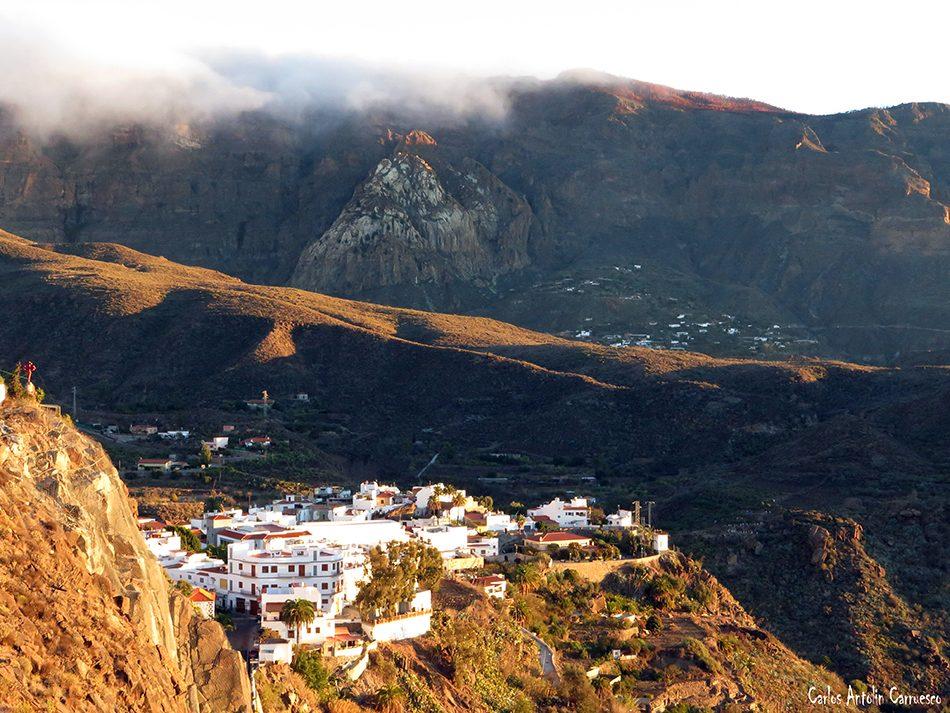 Tunte - Riscos de Tirajana - Gran Canaria<br/>San Bartolomé de Tirajana