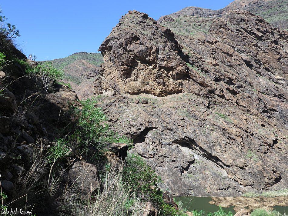 El Cofre - Embalse Siberio - Gran Canaria