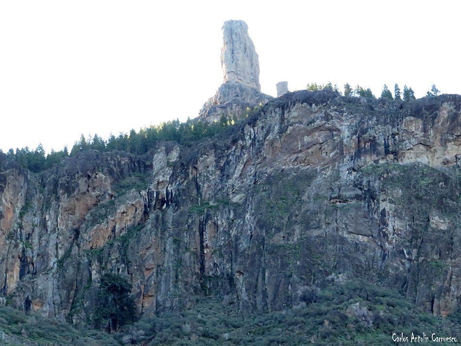 Roque Nublo - Vía Alemana - Gran Canaria