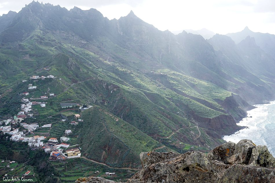 Las Ánimas - Anaga - Tenerife - taganana