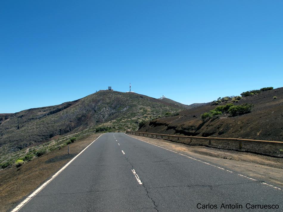 Ruta de la Esperanza - TF24 - Izaña - Tenerife