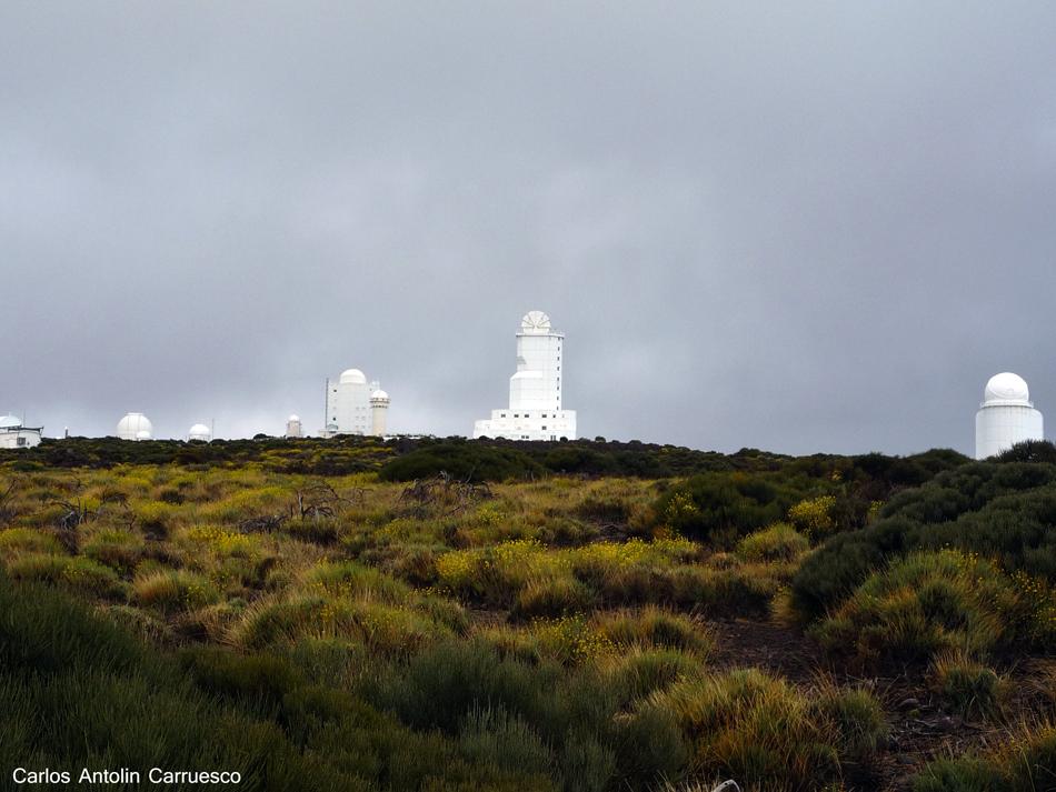 Izaña - Teide - Tenerife