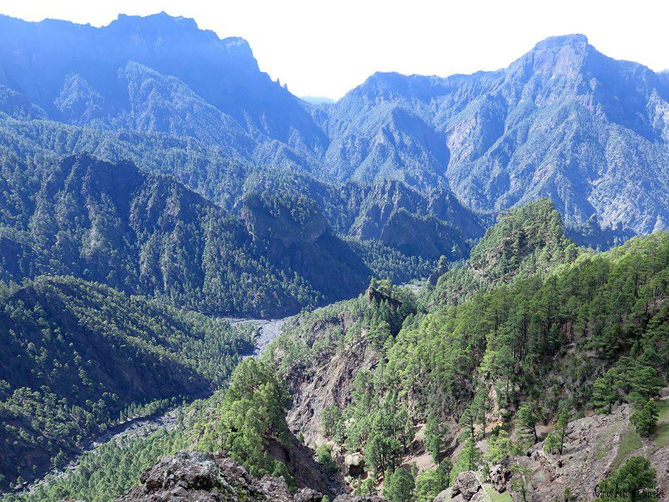 Hoyo Verde - Taburiente - La Palma
