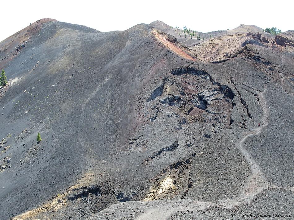 Ruta de Los Volcanes - Volcán El Fraile - La Palma