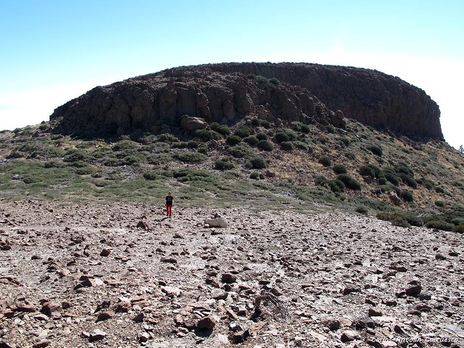 Parque Nacional del Teide - Tenerife - El Sombrero de Chasna - El Sombrerito