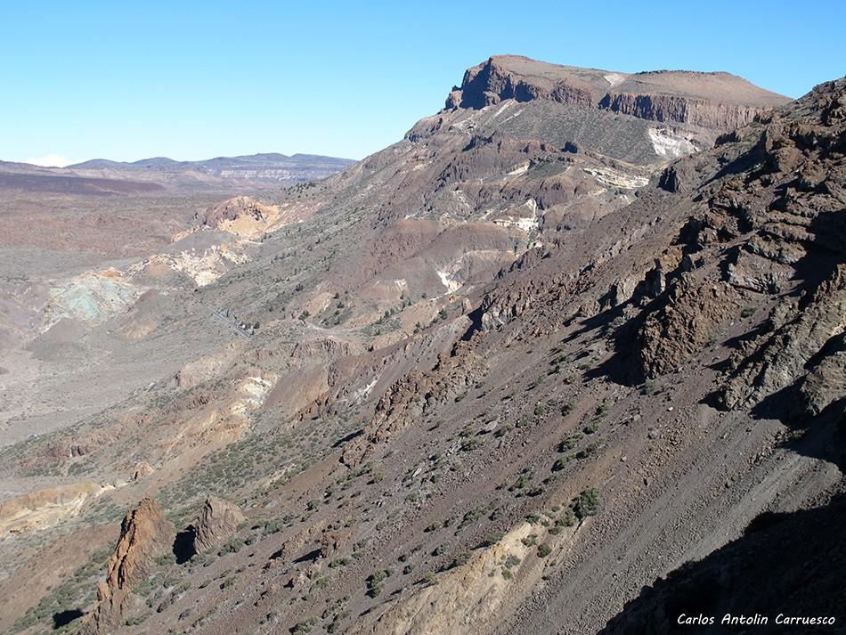 Parque Nacional del Teide - Tenerife - Cumbres de Ucanca - Guajara