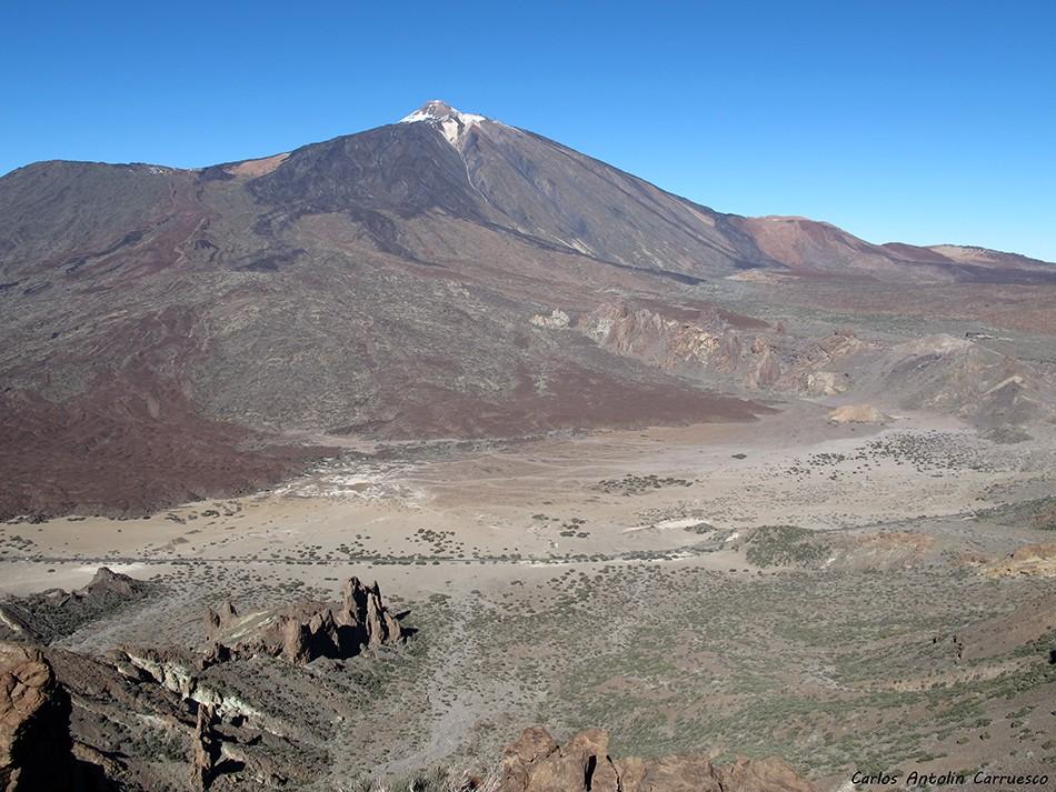 Parque Nacional del Teide - Teide - Tenerife