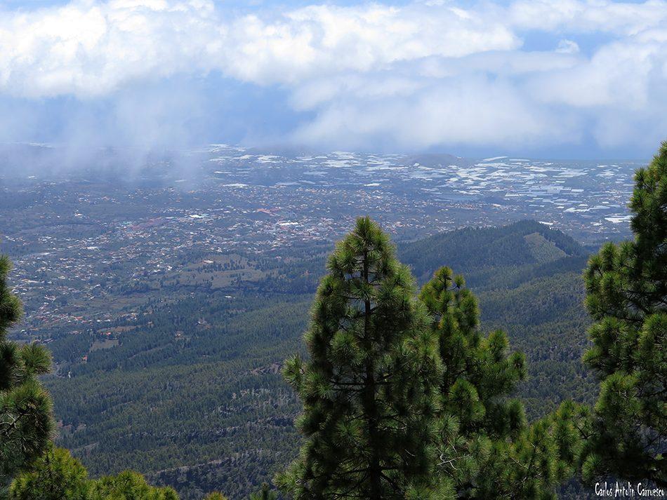 Parque Nacional de La Caldera de Taburiente - La Palma - el paso