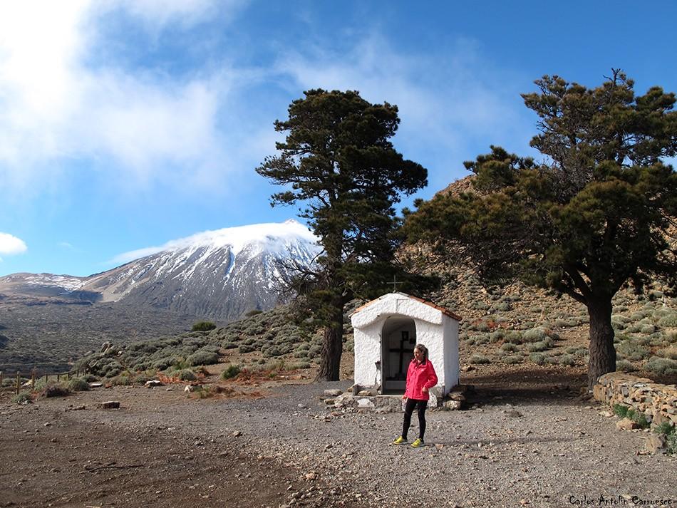 Parque Nacional del Teide - Fortaleza - Tenerife