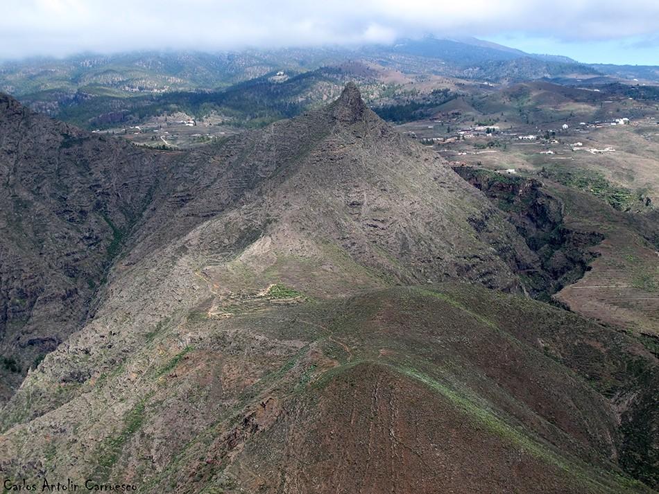 Roque del Conde - Ichasagua - Tenerife - imoque