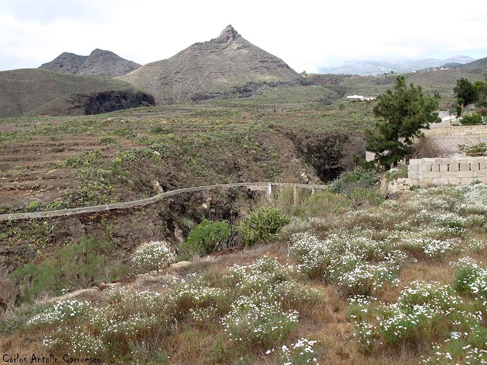 Roque Brezos e Imoque - Vento - Tenerife