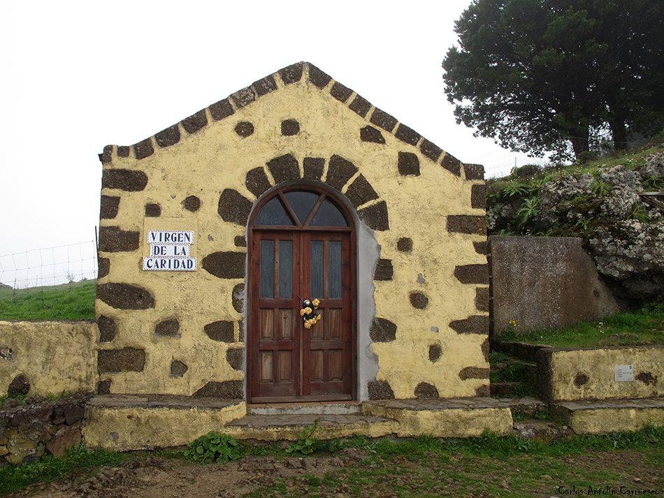 San Andrés - Camino de Jinama - El Hierro - Ermita Virgen de la Caridad