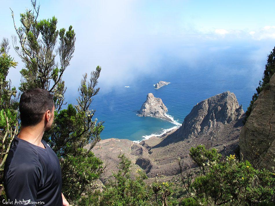 Gran Recorrido Circular por el Faro de Anaga - Tenerife