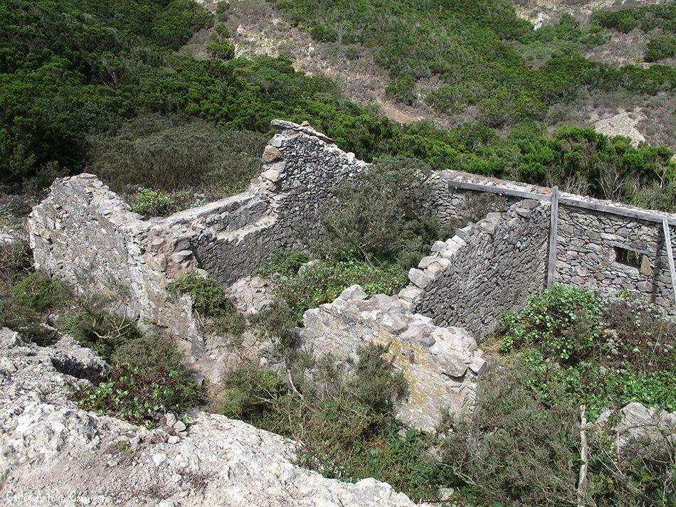 Gran Recorrido Circular por el Faro de Anaga - Tenerife - casas de tafada