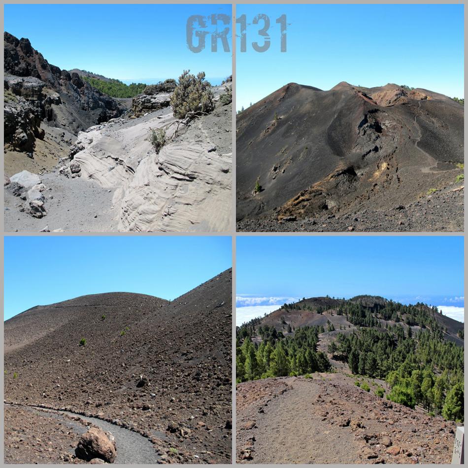 GR131 - La Ruta de los Volcanes - La Palma - ruta del bastón