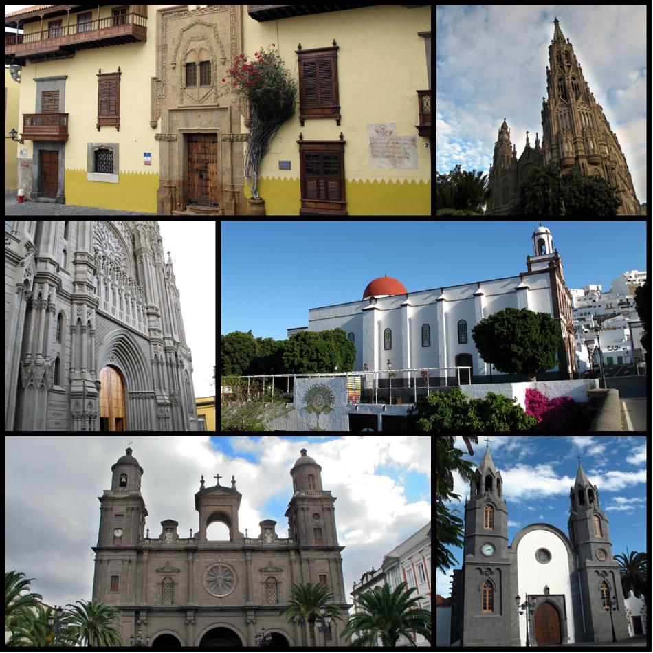 Arquitectura de Gran Canaria