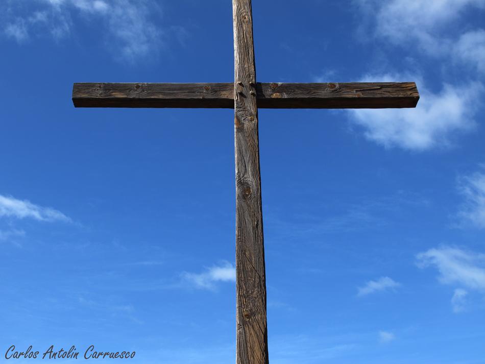 Cruz de Orchilla - El Hierro