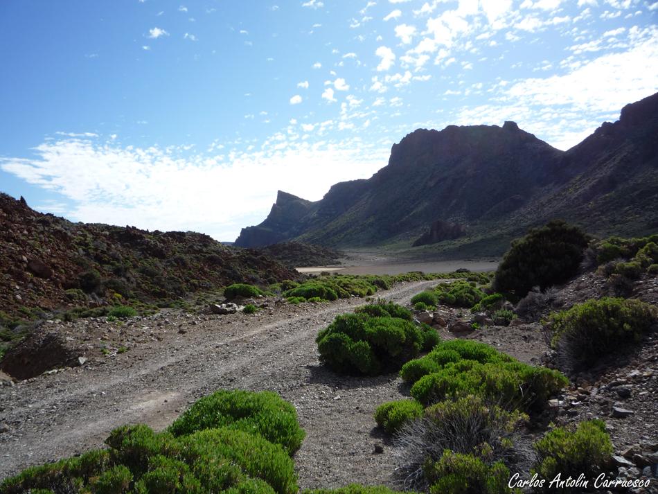 Camino de Las Cañadas