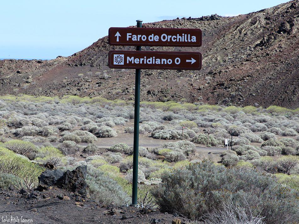 Orchilla - El Hierro