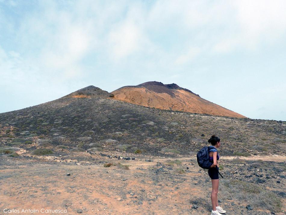 Montaña Amarilla - Isla de La Graciosa