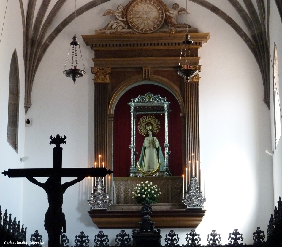 Iglesia de Ntra. Sra. de La Concepción - La Laguna