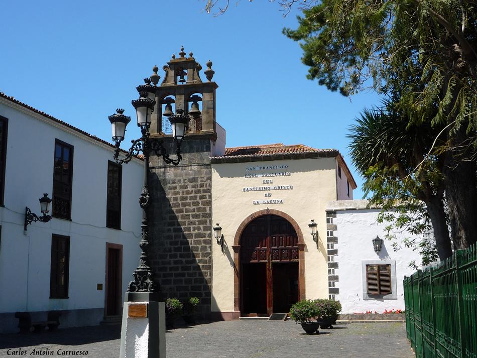 Santuario y exconvento de San Francisco - Santuario de El Cristo