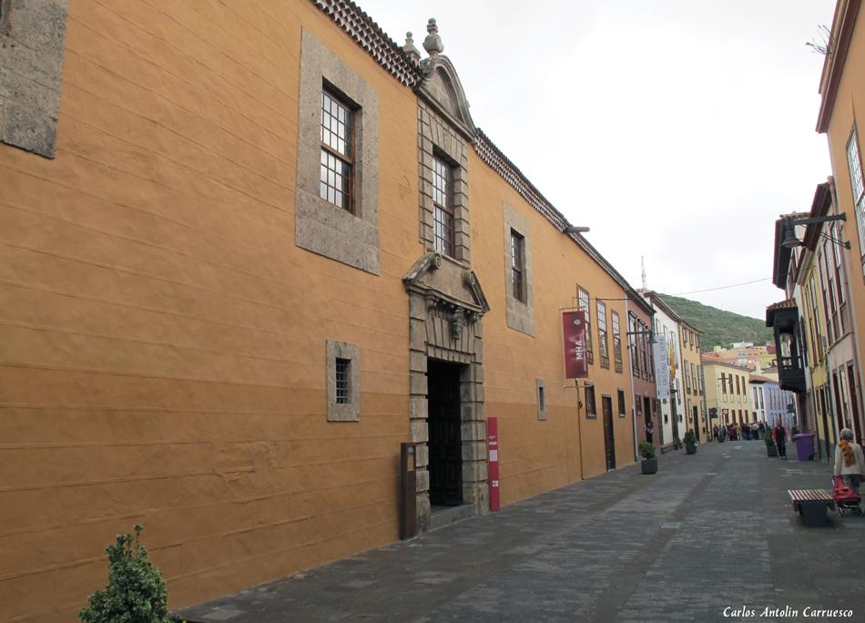 Palacio de Lercaro, actual Museo de Historia y Antropología de Tenerife