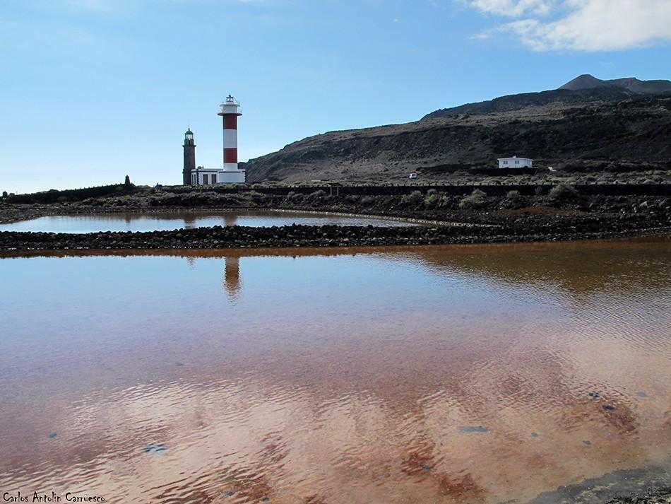 Faro de Fuencaliente - Salinas - La Palma