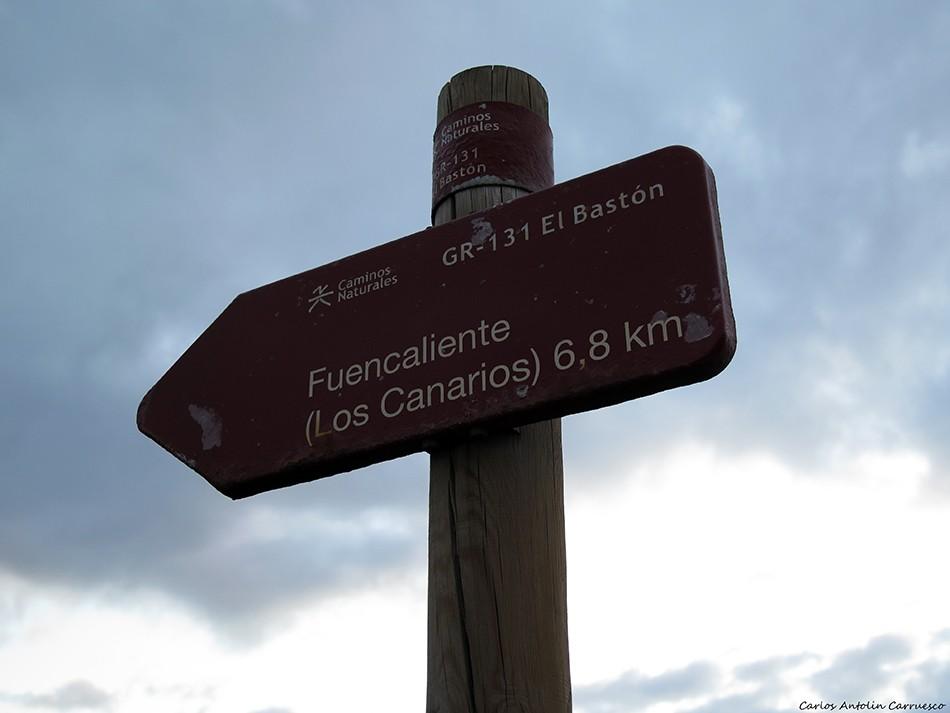 GR131 - Punta y Faro de Fuencaliente - La Palma