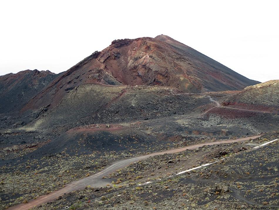 GR131 - Ruta del Bastón - Teneguía - La Palma